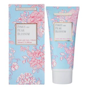 Pinks and Pear Blossom Hand and Nail Cream