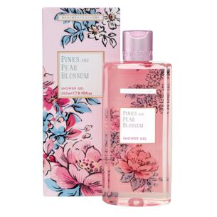 Pinks and Pear Blossom Shower Gel