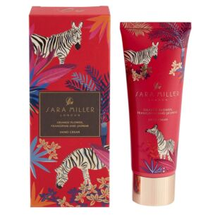 Tahiti Orange Flower, Frangipani and Jasmine Hand Cream
