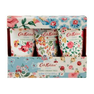 Cottage Patchwork Set of 3 Hand Creams