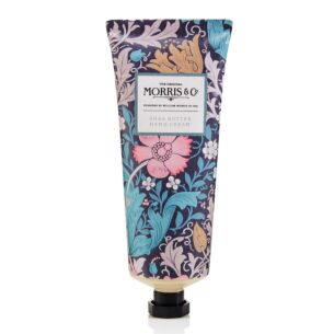Morris & Co Pink Clay & Honeysuckle 100ml Hand Cream