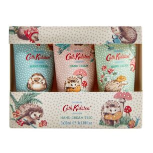 Hedgehogs Set of 3 Hand Creams