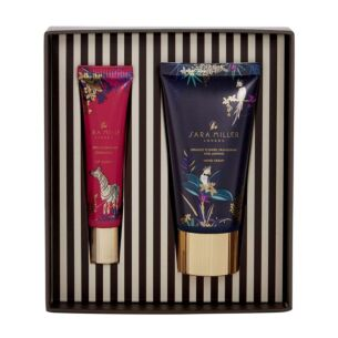Sara Miller Tahiti Hand Cream & Lip Gloss Duo