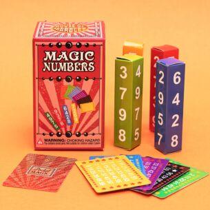Pocket Magic 'Magic Numbers'