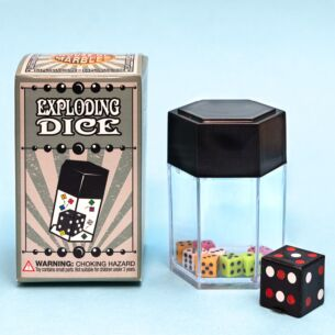Pocket Magic ' Exploding Dice'