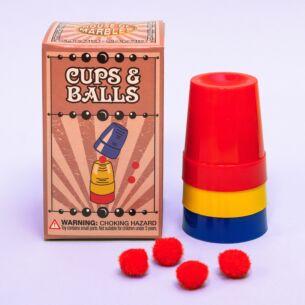 Pocket Magic 'Cups & Balls'