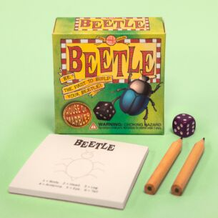 Pocket 'Beetle' Game
