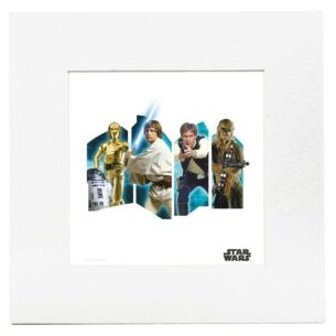 The Rebels Collector's Edition Mounted Small Art Print