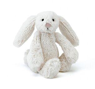 Baby Bashful Cream Bunny
