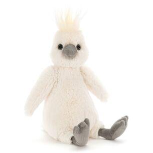 Bashful Medium Cockatoo