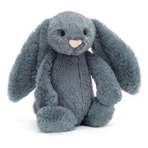 Medium Bashful Dusky Blue Bunny