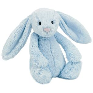 Medium Blue Bashful Bunny