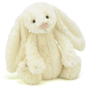 Medium Cream Bashful Bunny