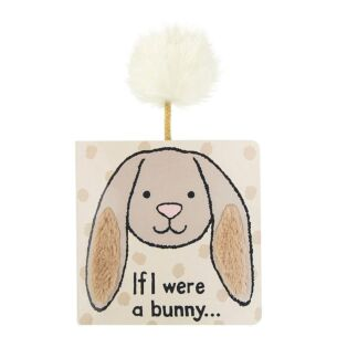 If I Were A Bunny Hardback Book