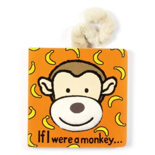 If I were a Monkey Hardback Book