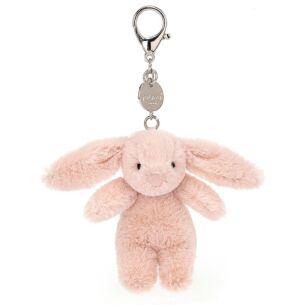 Bashful Bunny Blush Bag Charm