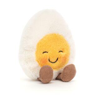 Amuseable Blushing Boiled Egg