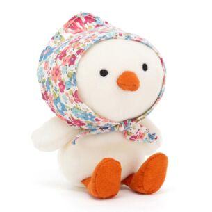 Cream Betty Bonnet Chick