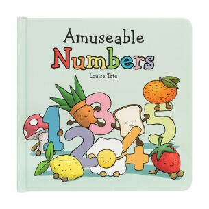 Amuseable Numbers Board Book