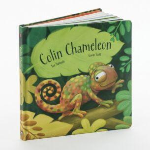Colin Chameleon Hardback Book