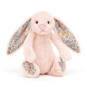 Small Blossom Blush Bunny