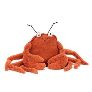 Jellycat Small Crispin Crab