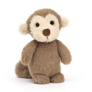 Jellycat Tiny Fluffy Monkey