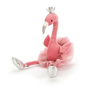 Medium Fancy Flamingo