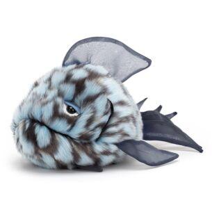 Blue Grumpy Fish