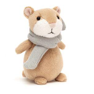 Mini Happy Cinnamon Hamster