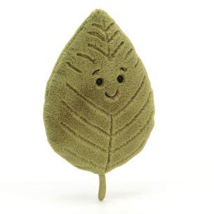 Little Woodland Beech Leaf