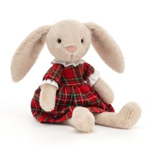 Tartan Lottie Bunny