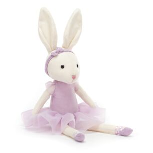 Pirouette Lilac Bunny