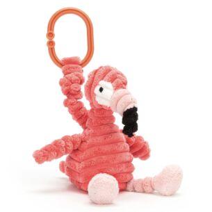 Jellycat Cordy Roy Baby Flamingo Jitter