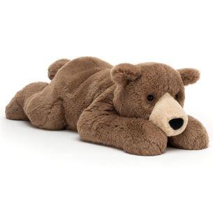 Large Lying Woody Bear