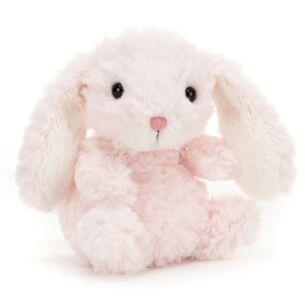 Yummy Pastel Pink Bunny