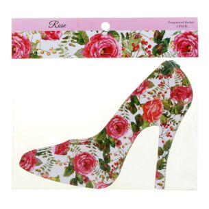 Fragrant Garden Scented Shoe – Rose
