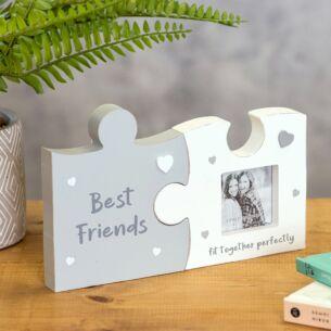 Friends Jigsaw Photo Frame