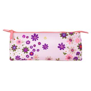 Pacific Petals Filled Pencil Case