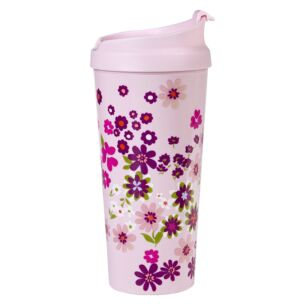 Pacific Petals Thermal Mug