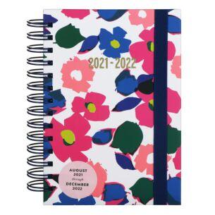 Botanical Garden 17 Month 2021-2022 Medium Academic Diary