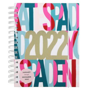 Layered Logo 12 Month 2022 Large Planner