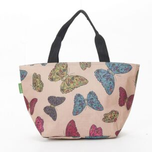 Eco Chic Butterfly Foldaway Cool Bag