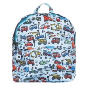 Leonardo's Little Stars Vehicles Backpack