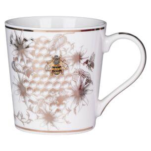 Honeycomb Bee Mug