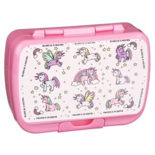 Leonardo's Little Stars Leonardo's Little Stars Unicorn Lunch Box