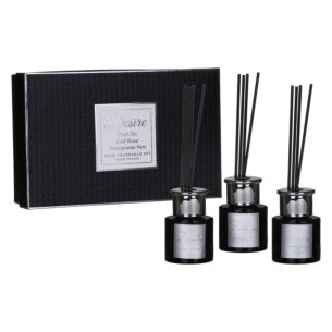 Desire Black Diffusers Home Fragrance Set