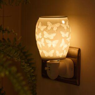 Desire Butterfly Plug In Wax Melt Warmer