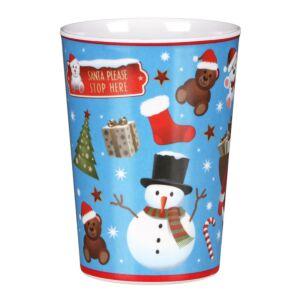 Christmas Beaker