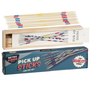 Wooden Retro Pick Up Sticks